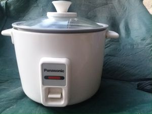 Panasonic 3 cup Rice cooker for Sale in San Dimas, CA