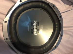 """Sony Xplode 12"""" Subs 1200 watts max for Sale in Reedley, CA"""