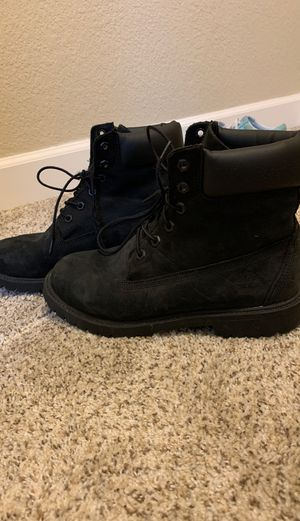 All Black Timberlands for Sale in Fairfield, CA
