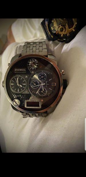 Diesel watch legit for Sale in Riverside, CA