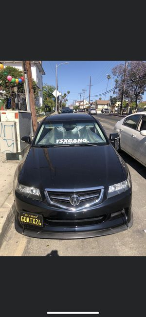 2004-08 Acura TSX used DEPO Clear Headlights for Sale in Los Angeles, CA