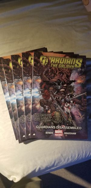 Guardians of the Galaxy Comic for Sale in Santa Clara, CA