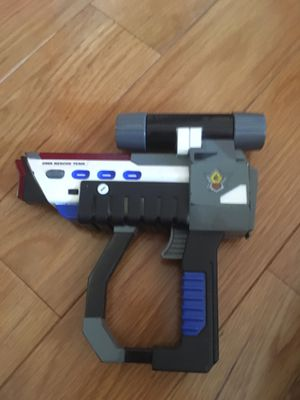 Nerf gun and a toy gun with sounds for Sale in Queens, NY