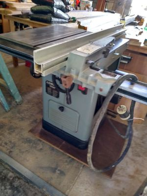 """10"""", 5HP DELTA UNISAW, 220/480 for Sale in Crystal River, FL"""