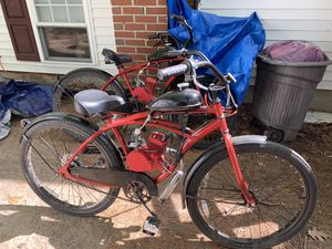2 motor bikes for Sale in Gorham, ME