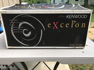 Stereo amplifier for Sale in Springfield, VA