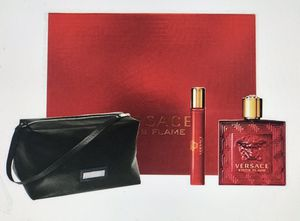 VERSAGE EROS FLAME 3-Pc Gift Set for Sale in Chula Vista, CA