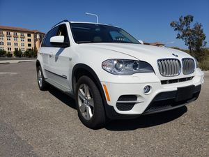 BMW 2012 X5xdrive35D clean title clean car fax excellent conditions!! for Sale in Los Angeles, CA