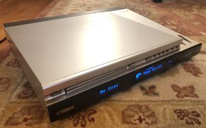 Yamaha DVR-S100 DVD 5.1 Home Theater Receiver and Player Cinema DSP Digital DCDi for Sale in Oakton, VA