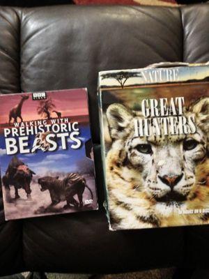 Animal DVD set for Sale in Everett, WA