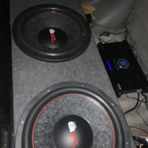 DS18 GEN X 15's for Sale in Hampton, VA