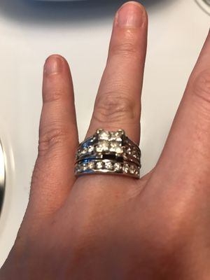 Wedding ring and band for Sale in Wauchula, FL