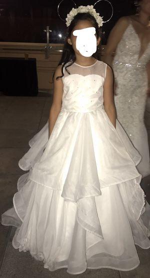 Flower girl dress for Sale in Sanger, CA