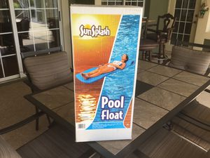 Pool float for Sale in Port St. Lucie, FL