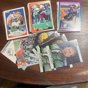 50 + 90s Football Cards for Sale in Yorba Linda, CA