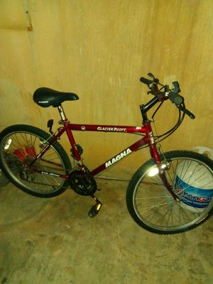 Magna 24 in smaller mountain bike almost new needs front tube for Sale in Pomona, CA