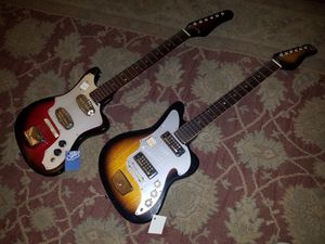 Vintage Teisco-Made Guitars for Sale in Orlando, FL