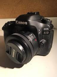 Canon 80D + more! for Sale in Clinton Township, MI
