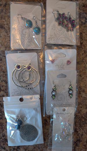 New Earrings, Various Styles for Sale in Wichita, KS