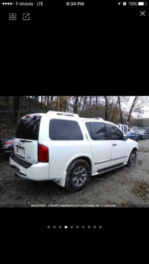 Parting out 2005 infinity qx56 for Sale in Dearborn, MI