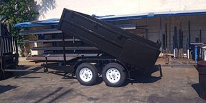 Dump trailer new for Sale in San Jose, CA