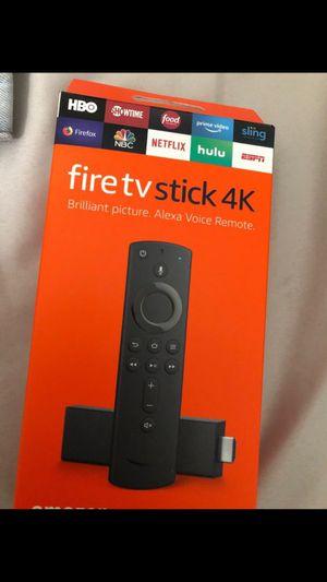 Fire tv stick 4K unlocked for Sale in Miramar, FL