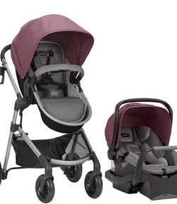 Travel System With SafeMax Car Seat for Sale in Perth Amboy,  NJ