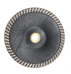 "4"" Turbo Continuous Rim Concave Diamond Blade for Granite Stone Marble Sinks for Sale in Pompano Beach, FL"