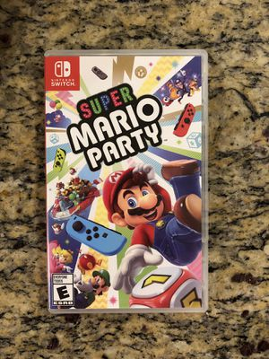 Super Mario Party - Nintendo Switch for Sale in Greenwich, CT