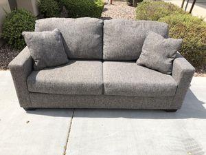 Beautiful Model Home Grey Sofa for Sale in Goodyear, AZ