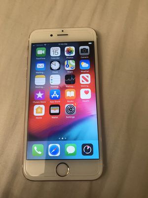 Unlocked iPhone 6s 16gb Any Carrier Ready Great condition for Sale in Atlanta, GA