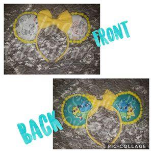 Disney theme ears for Sale in Bakersfield, CA