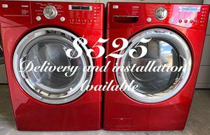 LG Washer & Dryer Set for Sale in Winter Park, FL