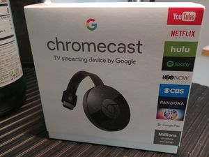 Google Chromecast for Sale in Paterson, NJ