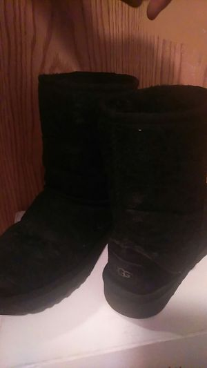 UGG lace boots size 6 for Sale in North Las Vegas, NV