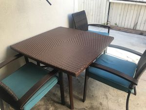 Patio set for Sale in Costa Mesa, CA