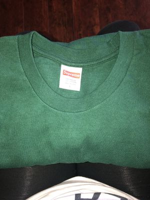 Supreme Large Green shirt for Sale in Hoffman Estates, IL