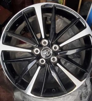 2019 Toyota Camry XSE Rims for Sale in Socorro, TX