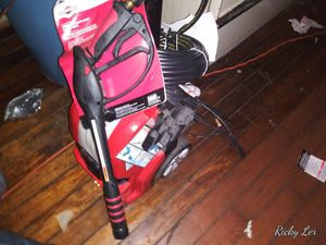 Pressure washer and air compressor for Sale in Columbus, OH
