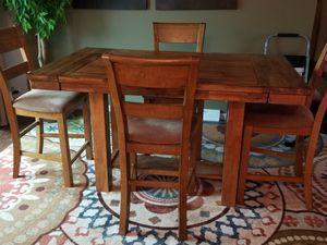 Table & 4 Chairs for Sale in Ashley, OH