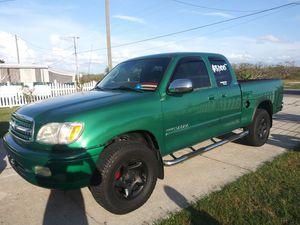 2002 Toyota Tundra pick up truck for Sale in Auburndale, FL