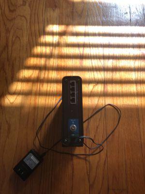 Comcast Surfboard SBG6580 Cable Modem for Sale in Atlanta, GA