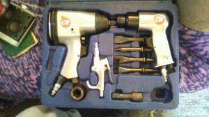 Air impact drill set for Sale in Sanger, CA