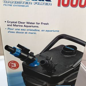 Canister Filter ( Fish Tank) for Sale in Ontario, CA