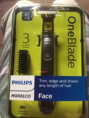 Philips OneBlade for Sale in Gig Harbor, WA