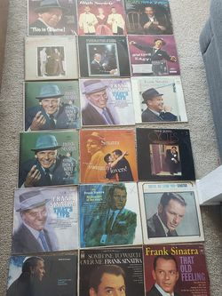FRANK SINATRA RECORDS!! for Sale in Anaheim,  CA