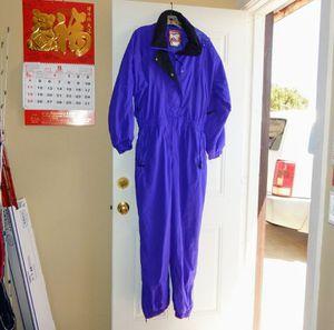 Vtg 80's SNOW LION Snow/Ski Suit 1pc Ultrex Nylon for Sale in Snowflake, AZ