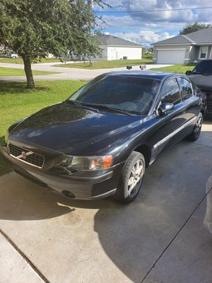 Volvo s60 for part for sale for Sale in Kissimmee, FL