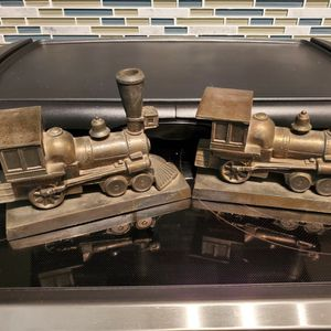 2 1940s Metail Train Statues for Sale in Silver Spring, MD
