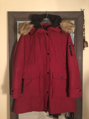 1 Madison Expedition Parka- Red-size Large for Sale in Bowie, MD